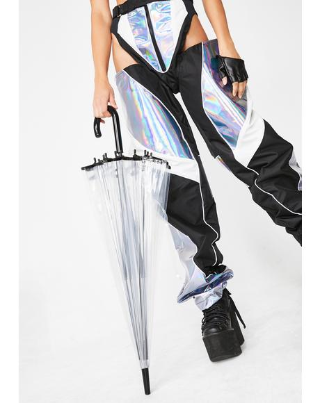 Crystal Clear Umbrella