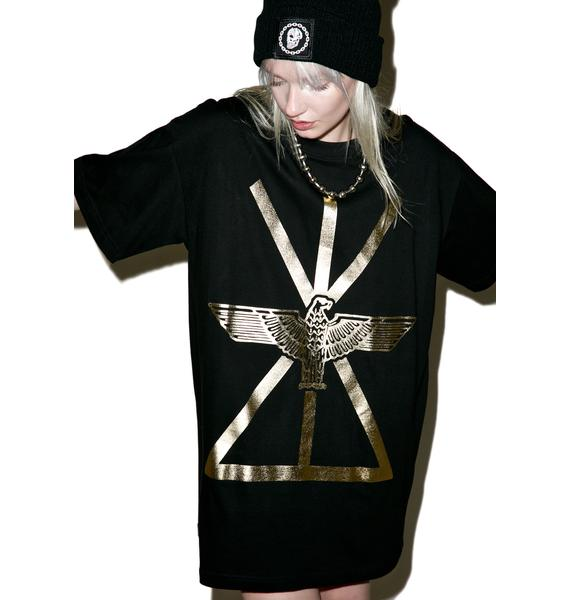 Long Clothing x BOY London Union Oversized Tee