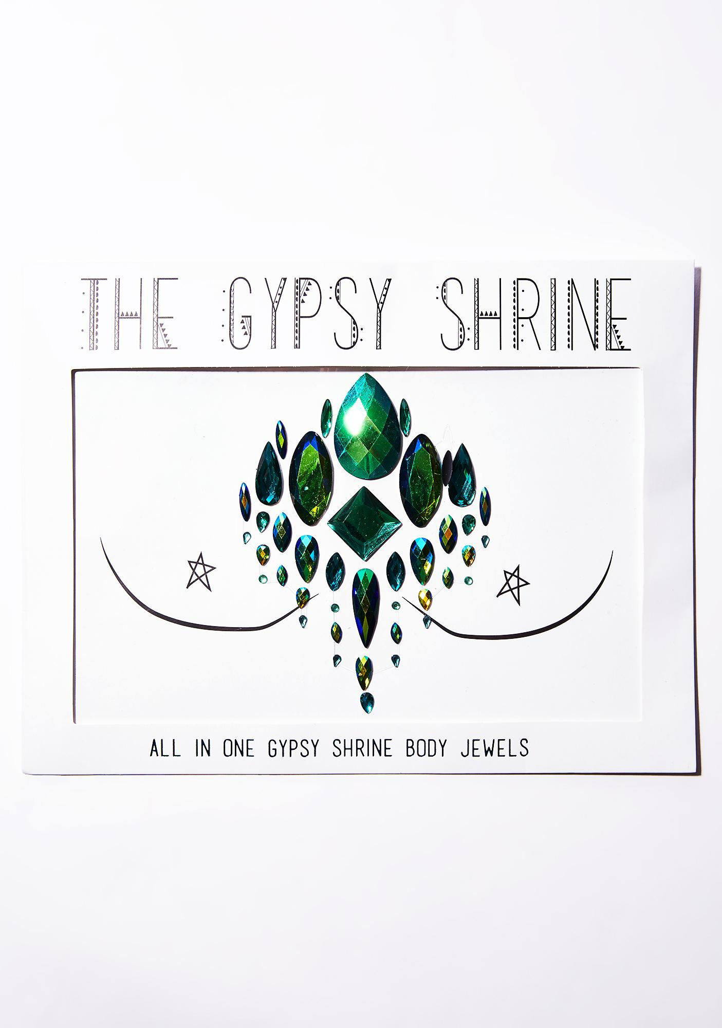 The Gypsy Shrine Poison Ivy Chest Piece