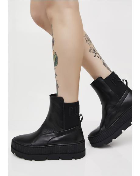 FENTY PUMA By Rihanna Chelsea Sneaker Boots
