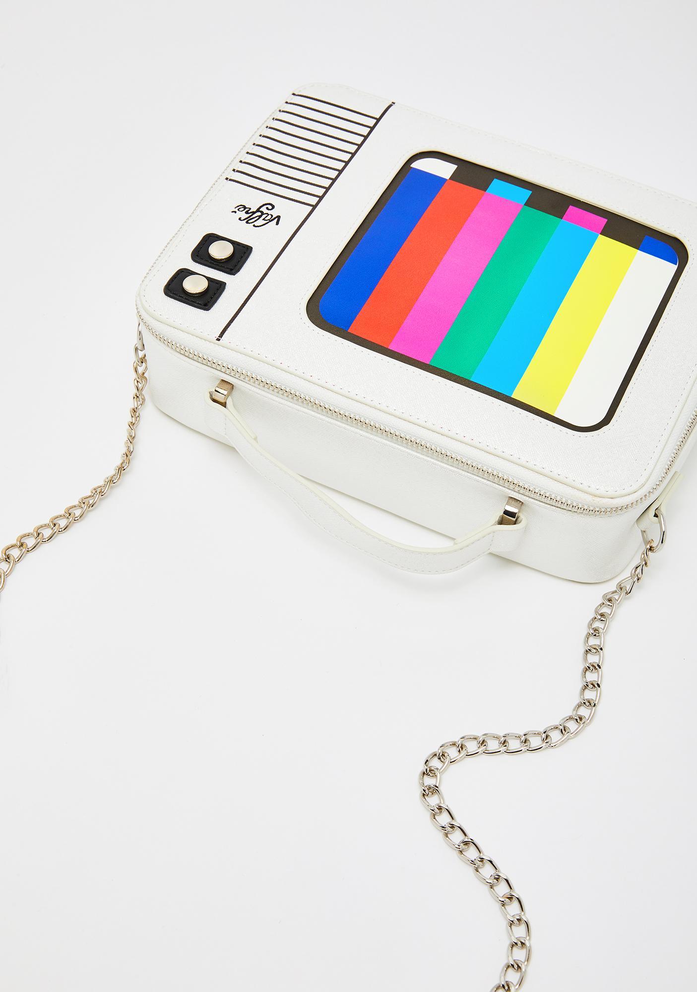 Valfré Color Bar Shoulder Bag