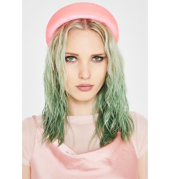 Lollipop Glow Girl Velvet Headband