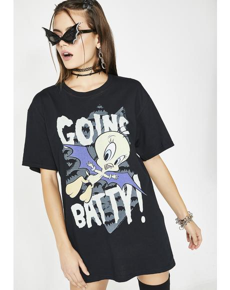Batty Lil BB Tee