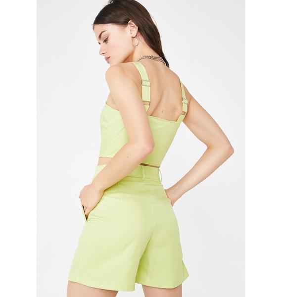 Love Me Tender Shorts Set