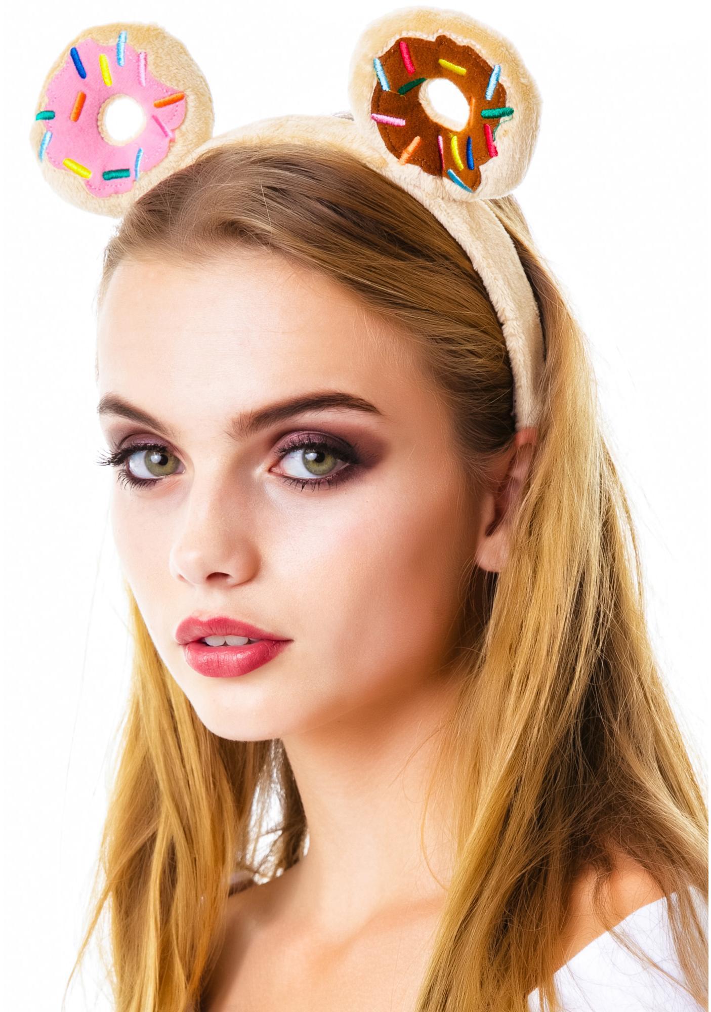 Tokidoki Donutella Headband