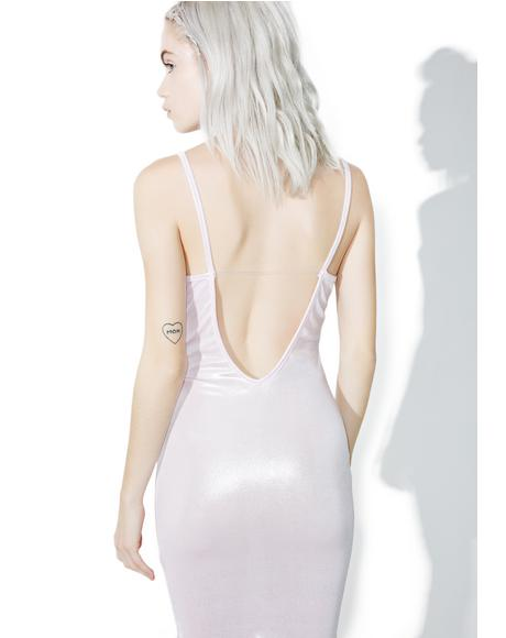 O So Slinky Mini Dress
