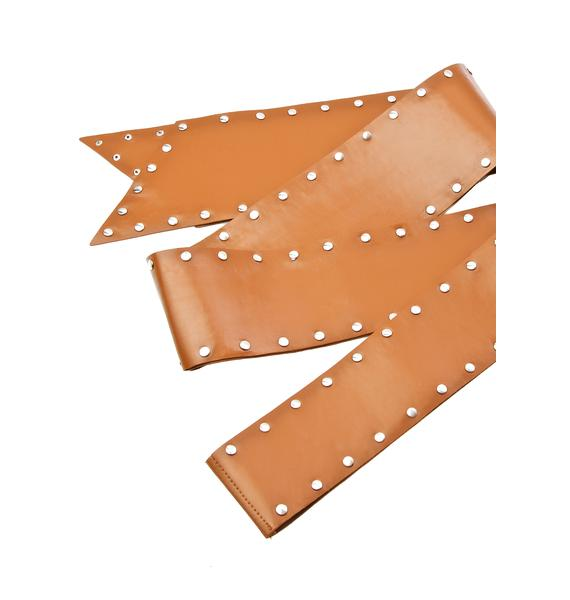 Sharp Shooter Studded Waist Belt
