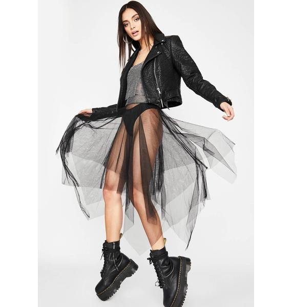 Made To Perform Tulle Skirt