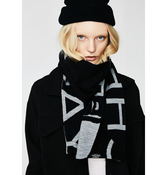Cheap Monday Cheap CM Scarf