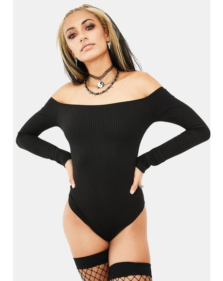 Gerda Off Shoulder Bodysuit