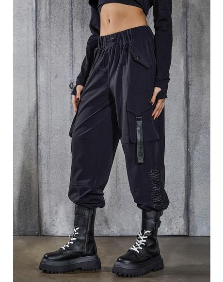 Snare Windbreaker Cargo Pants