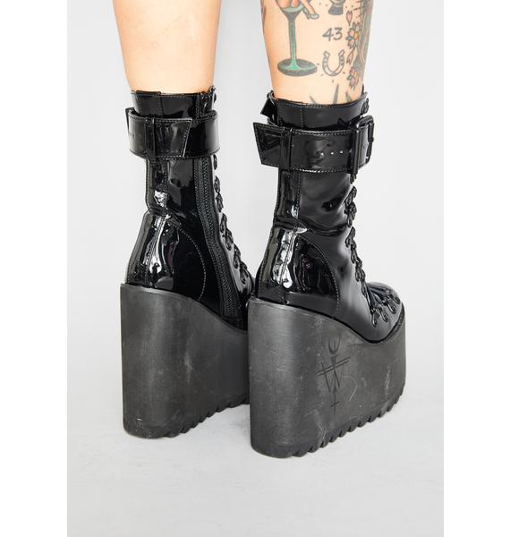 Widow Sacred Traitor Boots