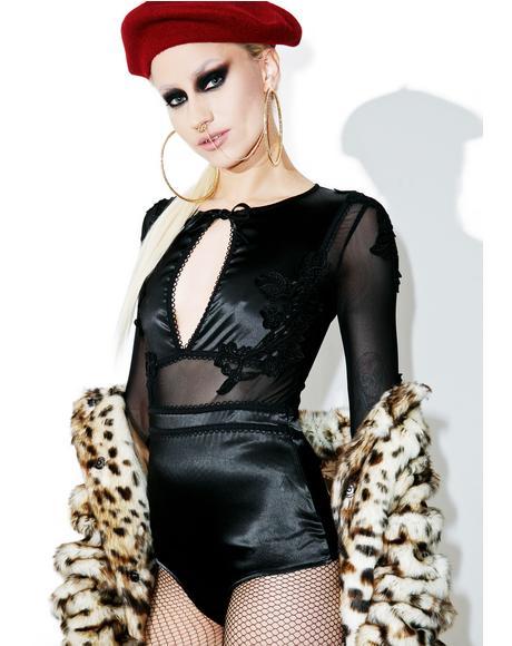 Soliana Applique Bodysuit