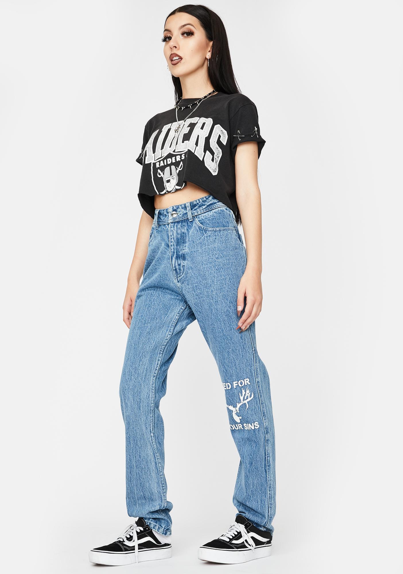 Pleasures Relief Work Wear Jeans