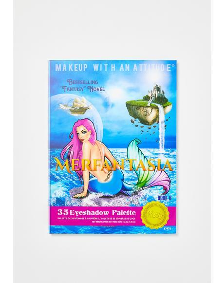 Merfantasia Eyeshadow Palette