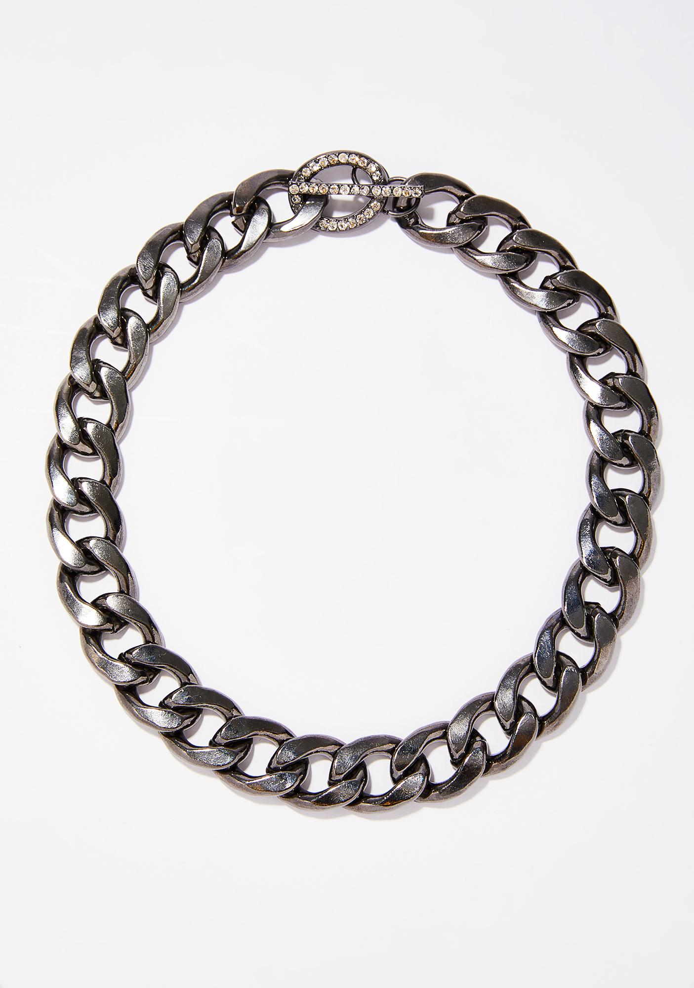 the glory classic edit chain necklace silver products link new honor