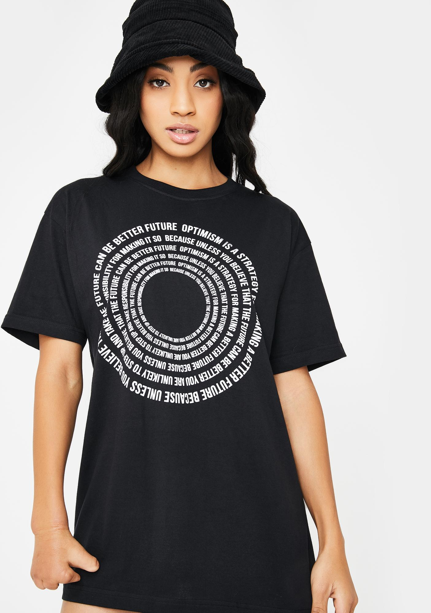NEW FTR LDN Elevated Graphic Tee