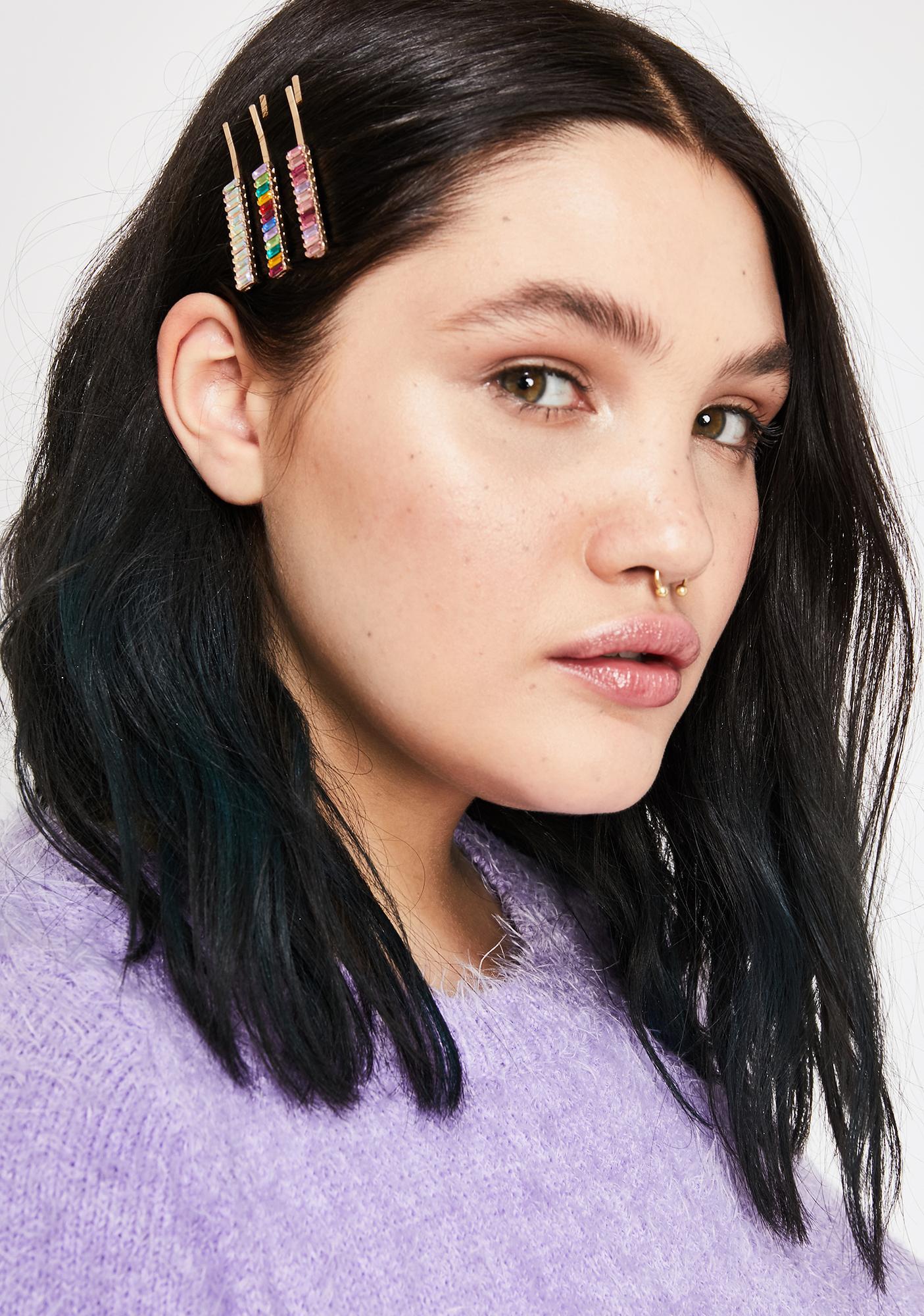 Hair Candy Clip Set