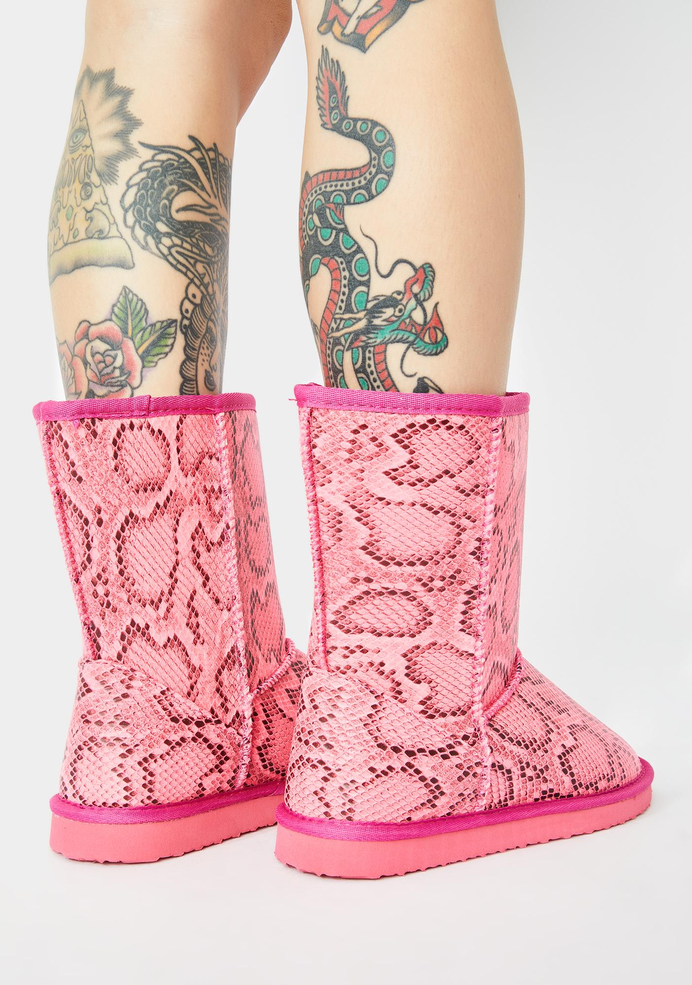 Candy Arctic Crawl Winter Boots