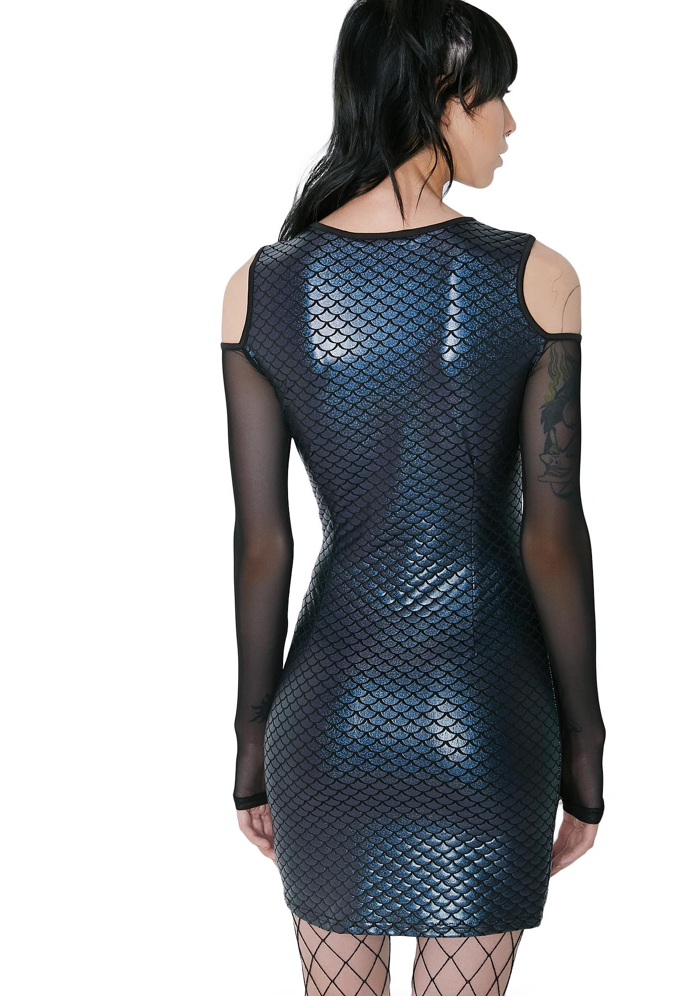 Killstar Felicity Bodycon Dress