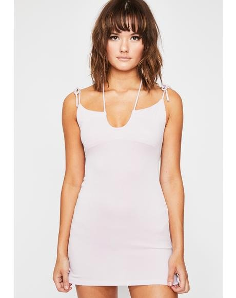 Totally Vain Mini Dress