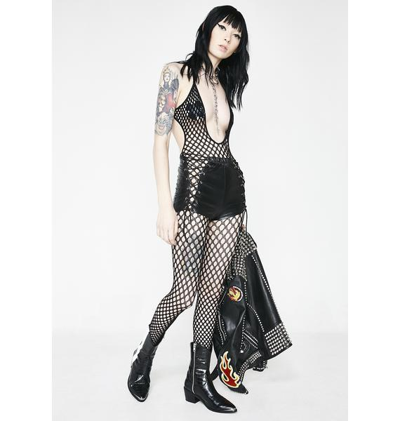 New Rulez Net Bodystocking