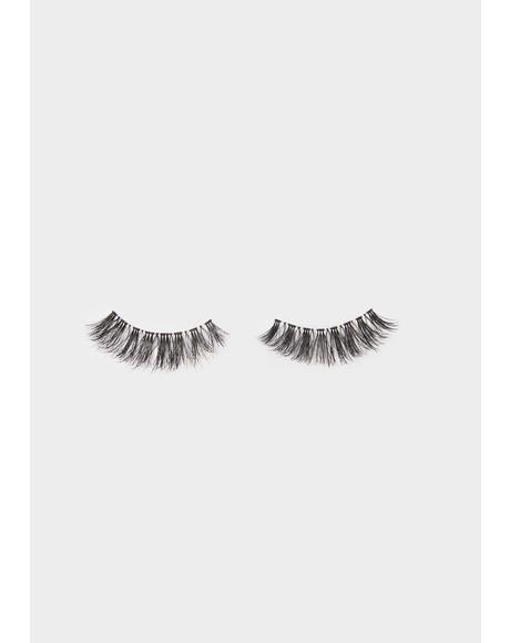 Number 33 Natural Hair Eyelashes