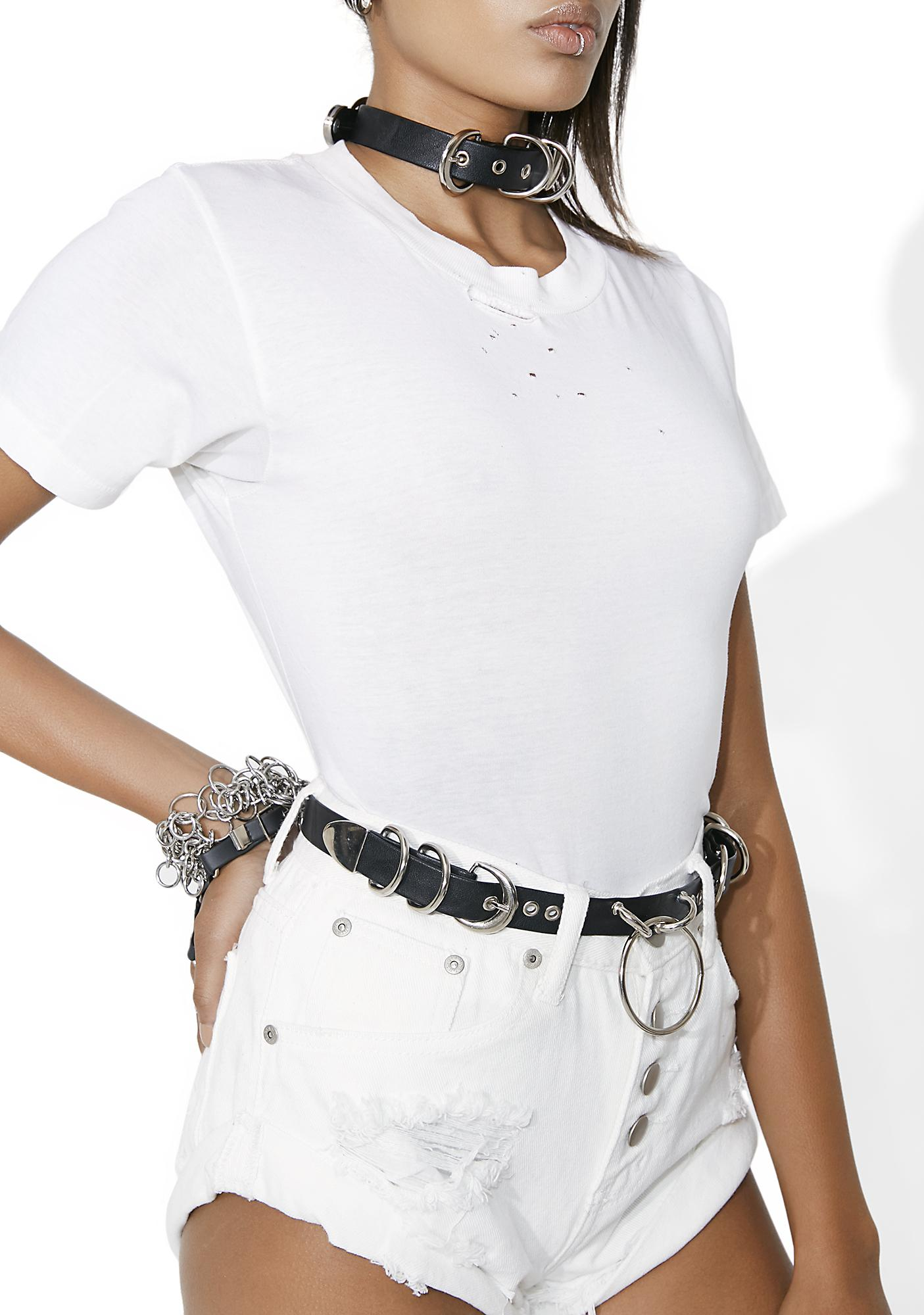 Curvis Double Buckle O-Ring Belt