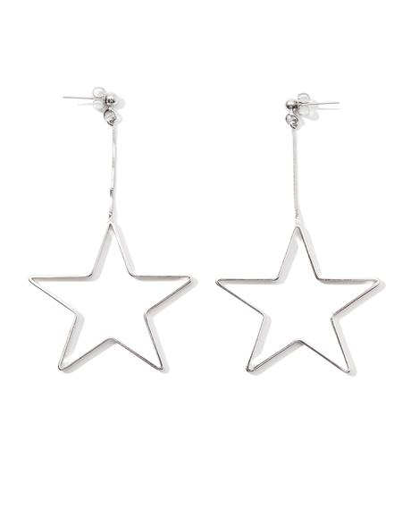 Cosmic Being Star Earrings