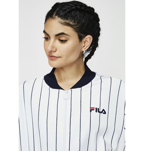 Fila Alaska Velour Jacket