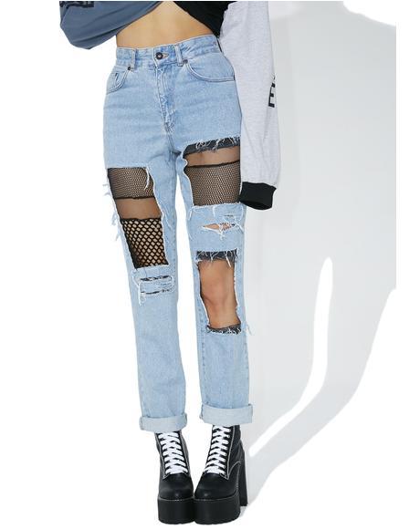 Dirt Jeans