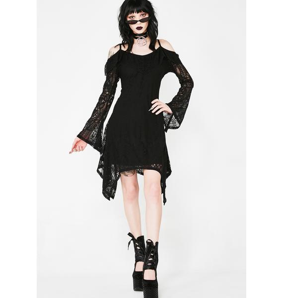 Killstar Deadly Beloved Burial Dress