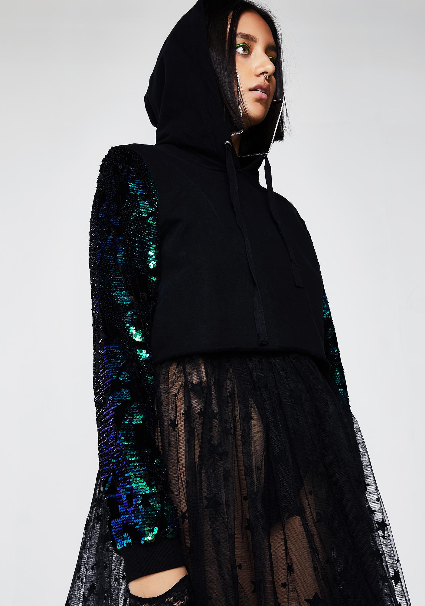 Makin' Magic Sequin Hoodie