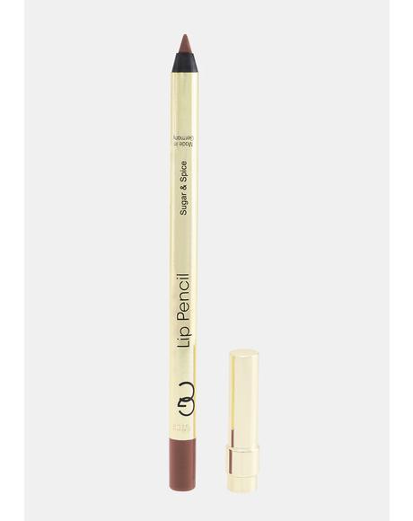 Sugar And Spice Lip Pencil