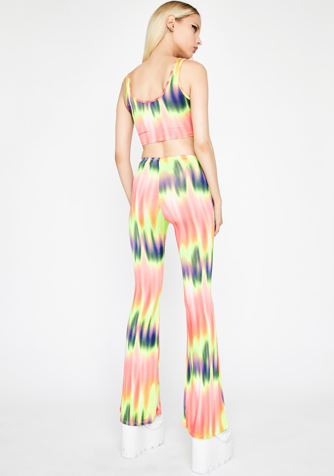 Hypnotic Kandy Pant Set