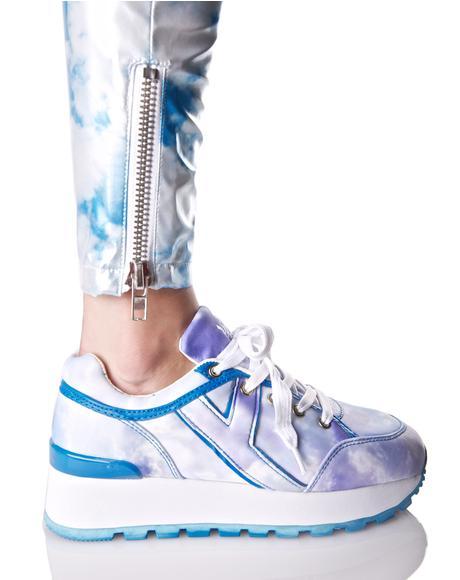 Tune Tie Dye Sneakers