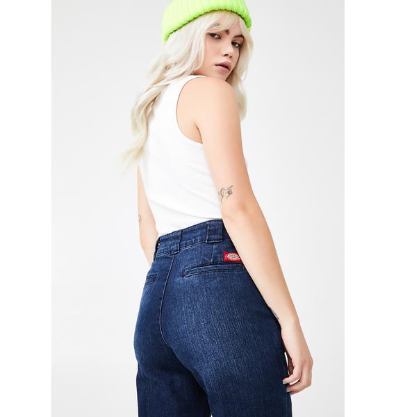 Dickies Girl FLEX Bootcut Trouser Jeans