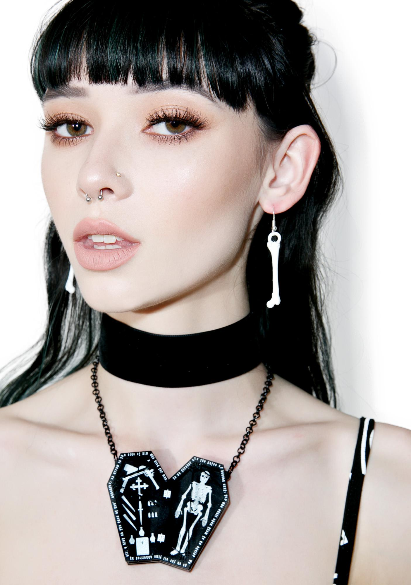 Femur Fever Earrings