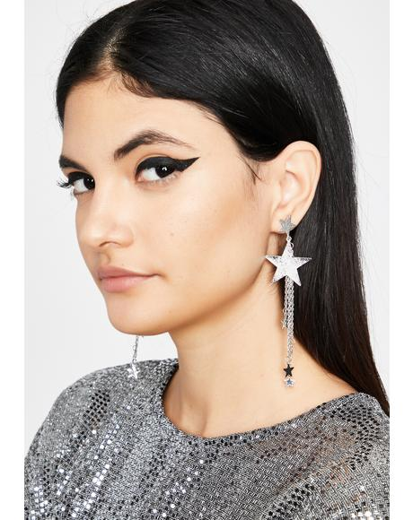 Gotcha Starstruck Drop Earrings