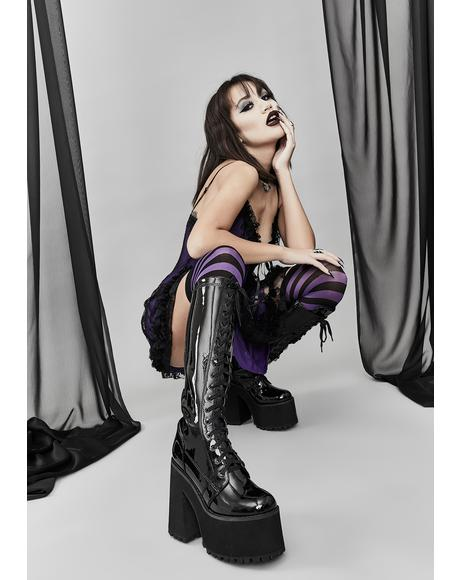 Self Annihilation Patent Boots