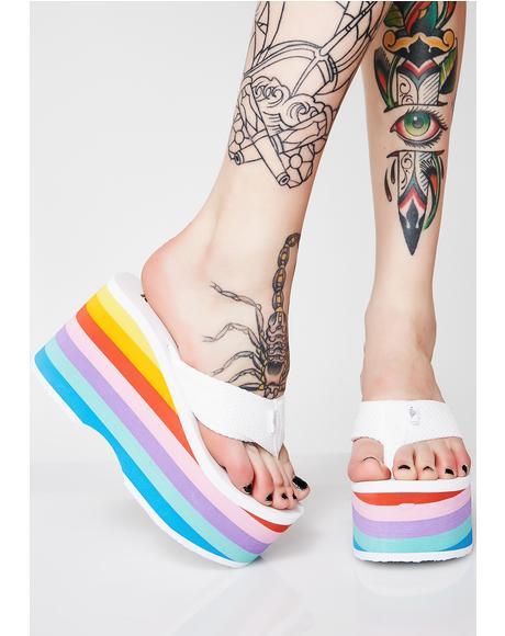 Big Top Flip Flops