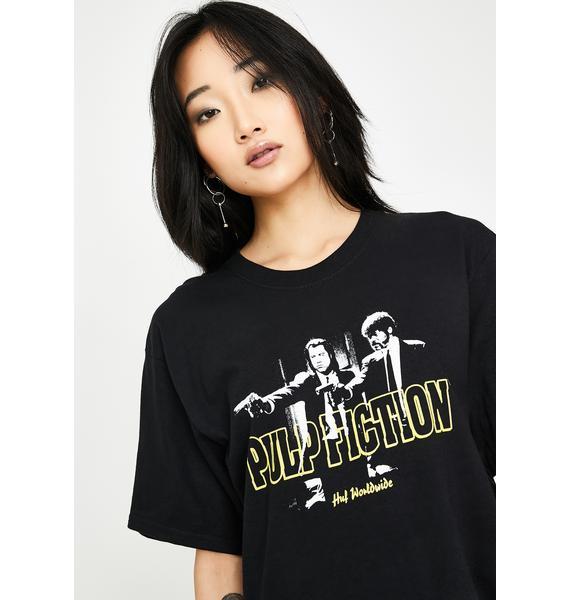 HUF x Pulp Fiction Era Graphic Tee
