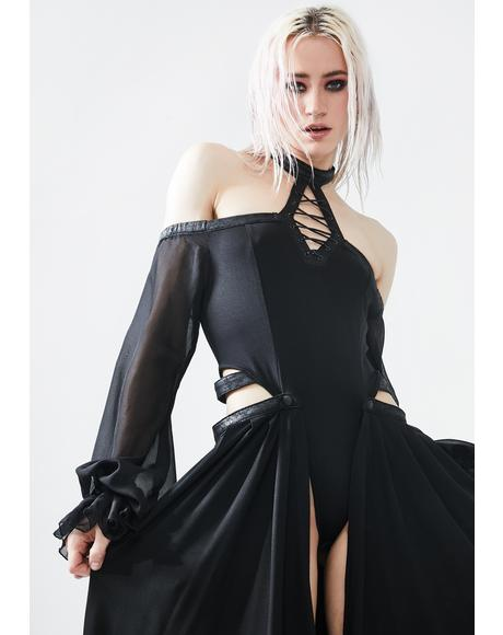Dark Night Maxi Jumpsuit