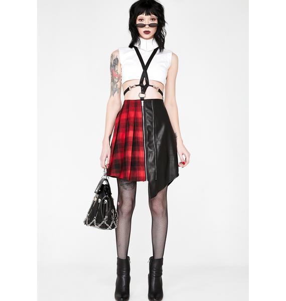 Disturbia Bedlam Skirt