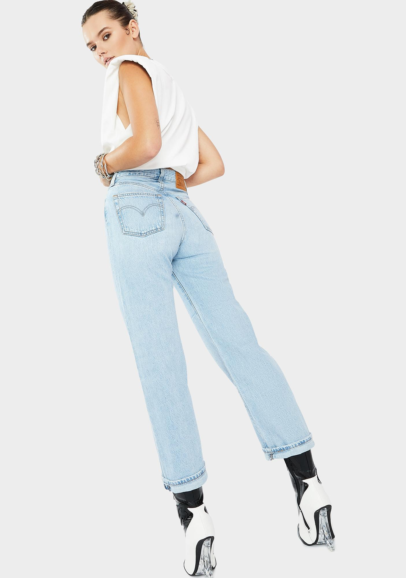 Levis Middle Road Denim Jeans