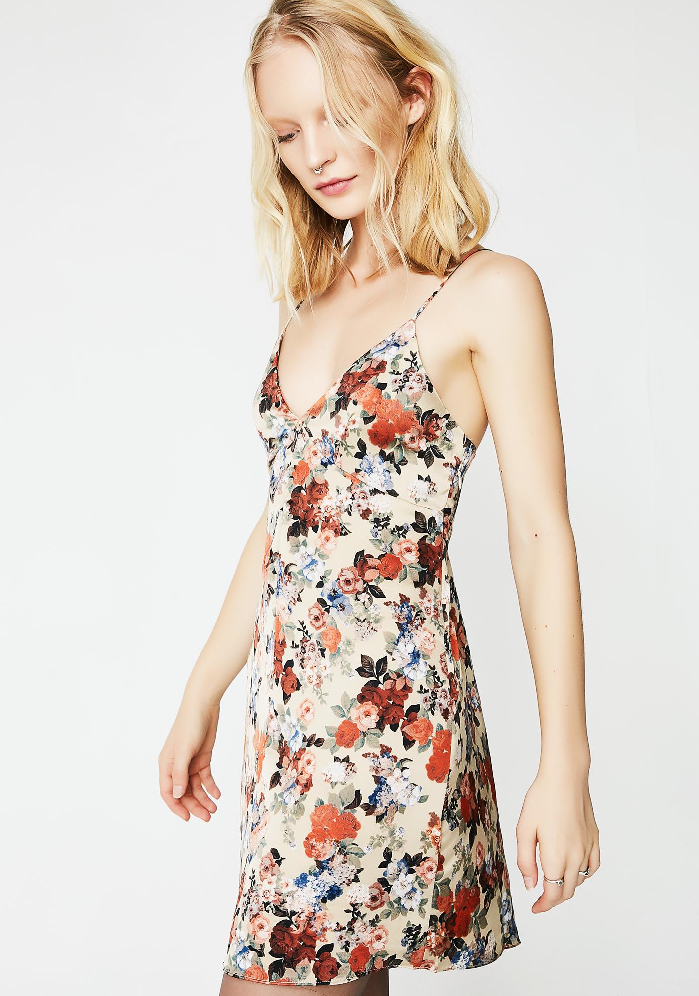 Garden Gal Floral Dress