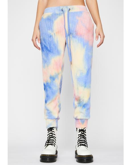 Chill Intentions Tie Dye Joggers