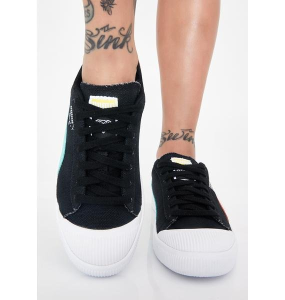 PUMA x Diamond Supply Co. Clyde Sneakers
