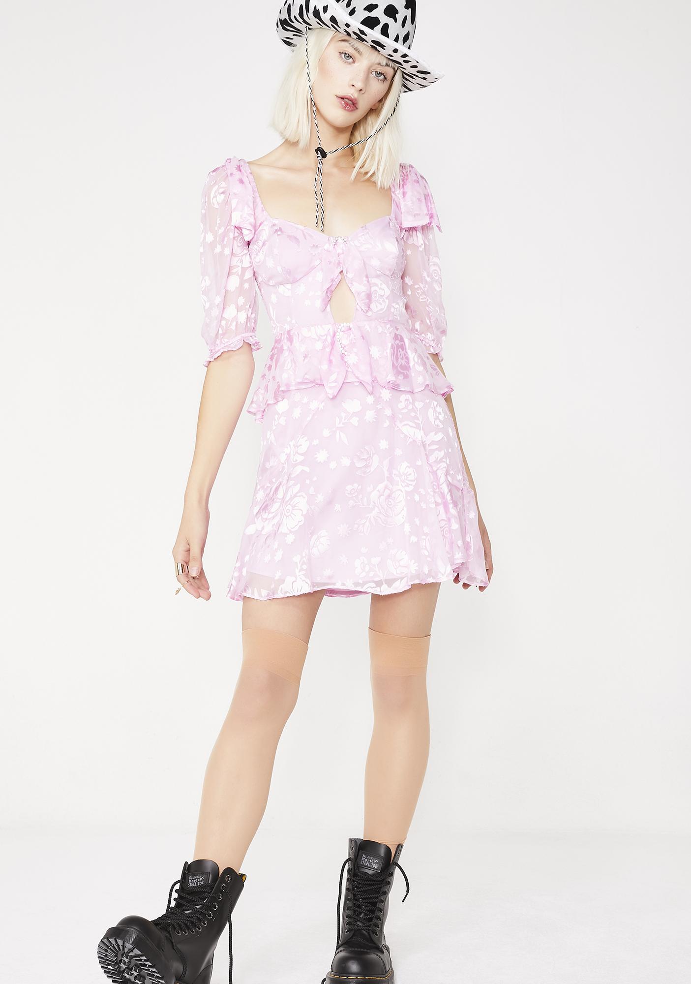 43c0425c9972 ... For Love   Lemons Cosmo Mini Dress