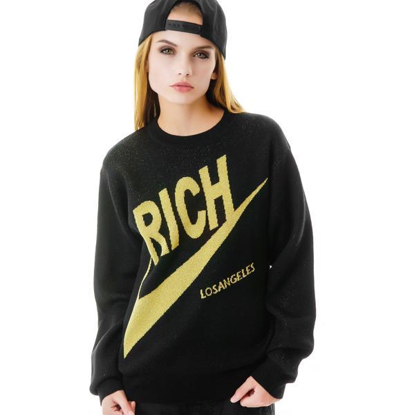 Joyrich Rich Knit Crew